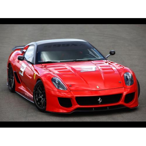 Радиоуправляемый автомобиль Ferrari 599XX 1:14